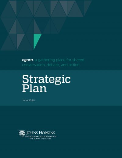 SNF Agora Strategic Plan