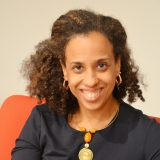 Headshot of Ashley Quarcoo, SNF Agora Visiting Fellow
