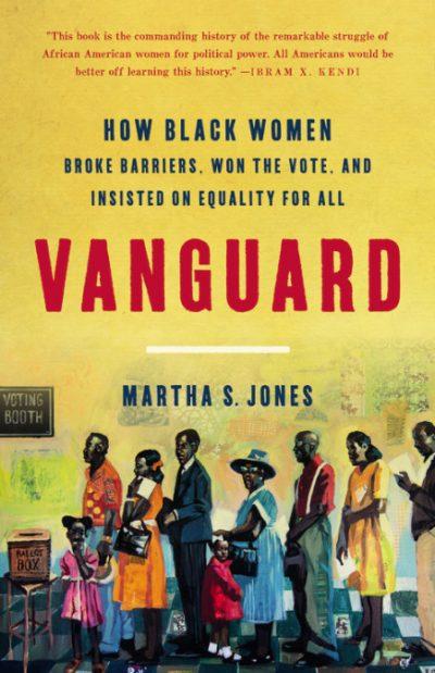 Cover of Vanguard, by Martha Jones