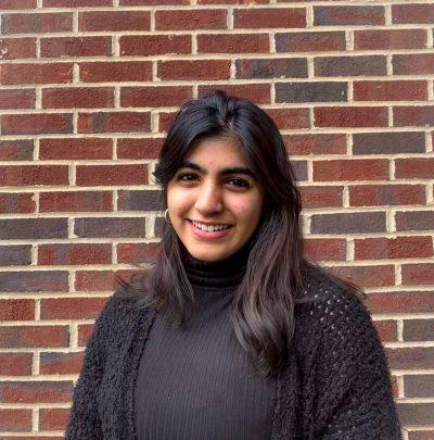 Headshot of Haadiya Ahmed