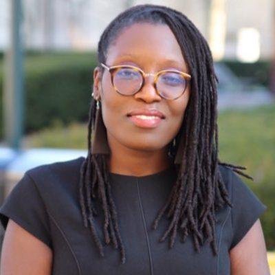 Headshot of Mame-Fatou Niang