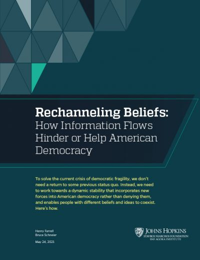 Cover image for Rechanneling Beliefs