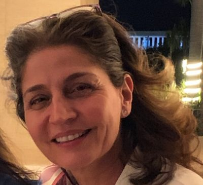 Headshot photo of Marjan Ehsassi