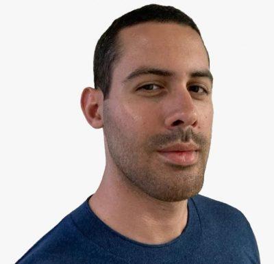 Headshot photo of Sebastian Almodovar